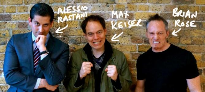 Max Keiser, Alessio Rastani, Brian Rose
