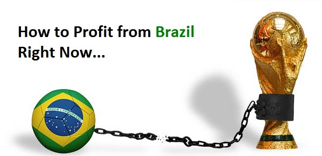 Brazil World Cup Stock market