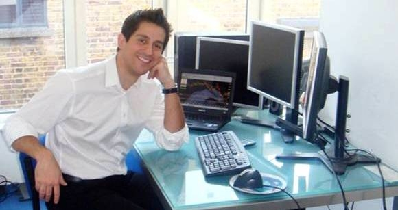 Alessio Rastani Trader