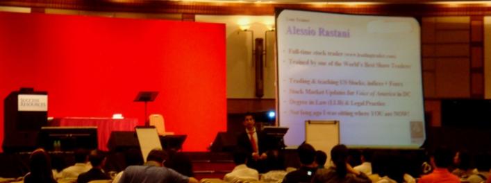 Alessio Rastani on BBC | Trade2Win